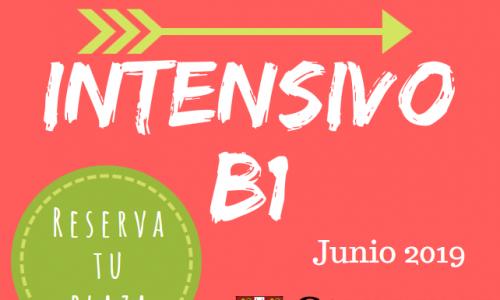 Curso intensivo B1 – Junio 2019