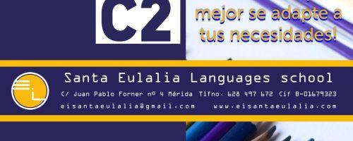 Curso de inglés – Nivel C2